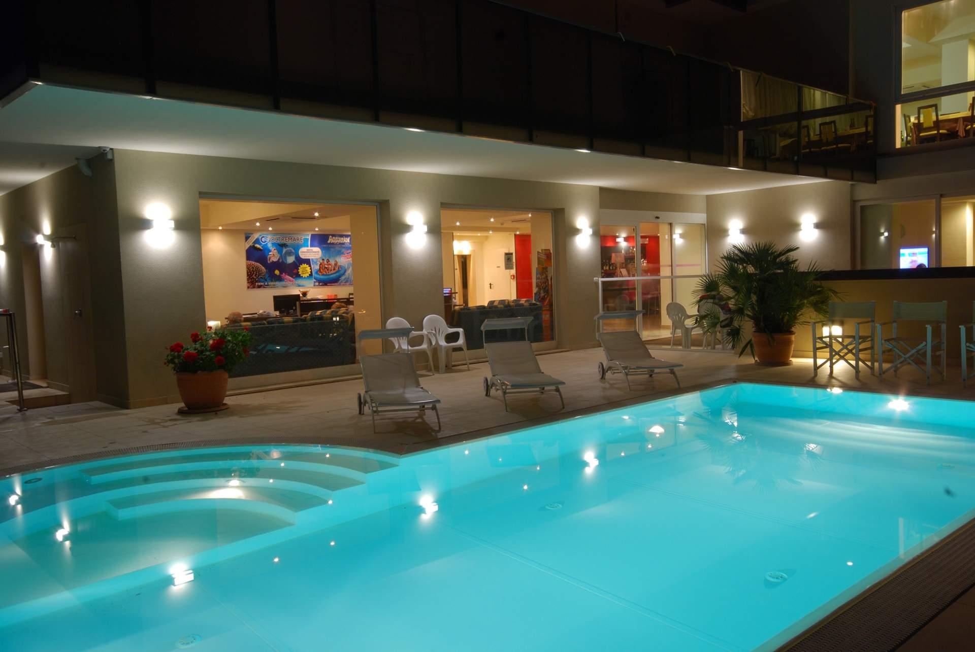 Hotel union riccione hotel 3 stelle per famiglie - Piscina di riccione ...